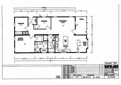 Mobile Home at 2025 Merion Drive Orlando, FL 32826