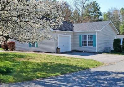 Mobile Home at 402 Orchard Court Middleborough, MA 02346