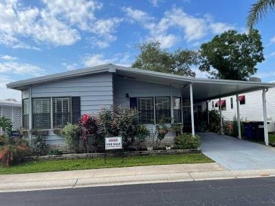 Mobile Home at 100 Hampton Road Lot 278 Clearwater, FL 33759