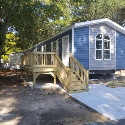 Mobile Home at 10 Dollie Circle Lot D10 Summerville, SC 29485
