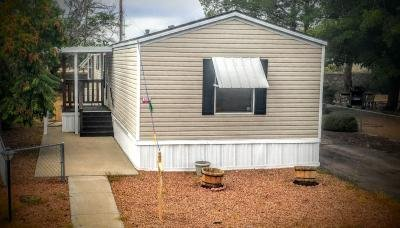 Mobile Home at 1313 Wolf Trail Lot Wt1313 Las Cruces, NM 88001