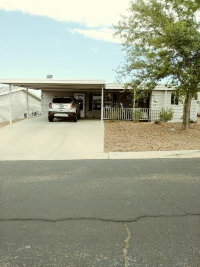 Mobile Home at 2350 Adobe Road Lot #103 Bullhead City, AZ 86442