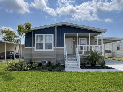 Mobile Home at 287 Crystal Lane North Fort Myers, FL 33903