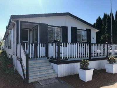 Mobile Home at 1699 N. Terry #78 Eugene, OR 97402