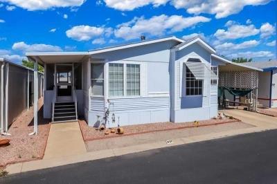 Mobile Home at 8401 S Kolb Rd #437 Tucson, AZ 85756