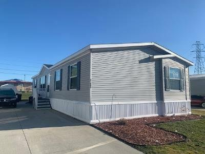Mobile Home at 21055 Le Havre Drive Macomb, MI 48044
