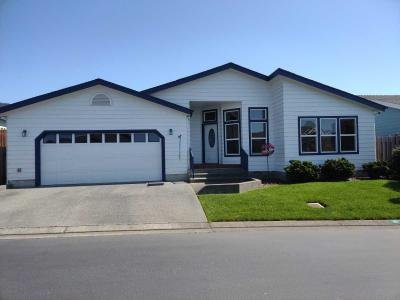 Mobile Home at 98126 W Benham Ln. #69 Brookings, OR 97415
