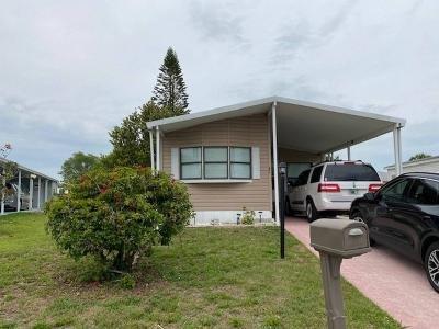 Mobile Home at 13998 Encantardo Fort Pierce, FL 34951