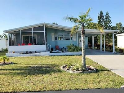 Mobile Home at 11326 S Carolina Dr Bonita Springs, FL 34135