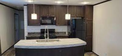 Mobile Home at 14466 Winding Creek Lane Lot 117 West Olive, MI 49460