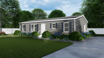 Mobile Home at 39191 Island Drive Lot 128 New Boston, MI 48164