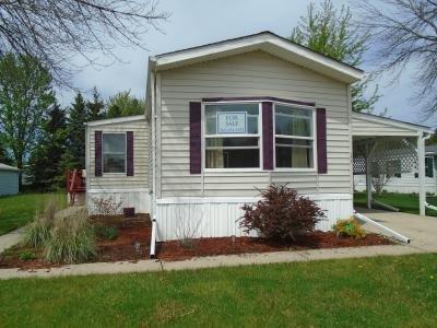 Mobile Home at 7801 88th Avenue Lot 172 Pleasant Prairie, WI 53158