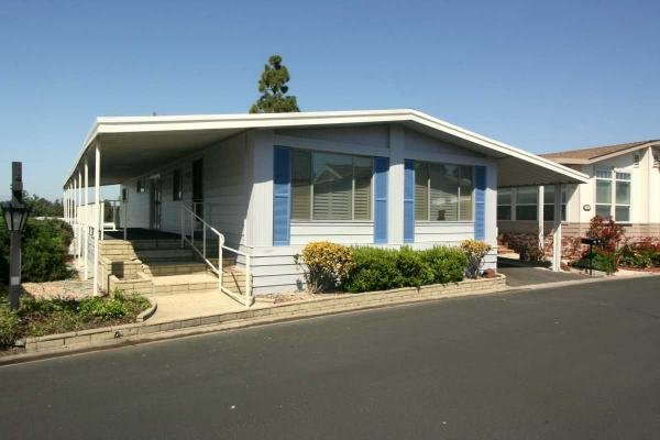 1974 Goldenwest Mobile Home For Sale