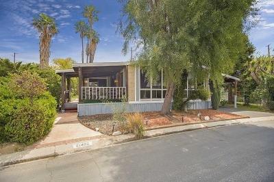 Mobile Home at 21402 Acanthus Way Santa Clarita, CA 91350