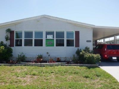 Mobile Home at 10624 Crimson Ln. Trinity, FL 34655