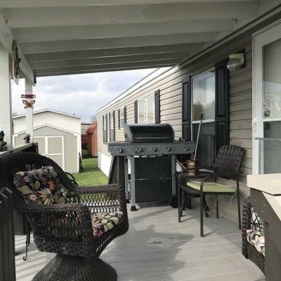Mobile Home at 280 Rolling Hills Village Morgantown, WV 26508