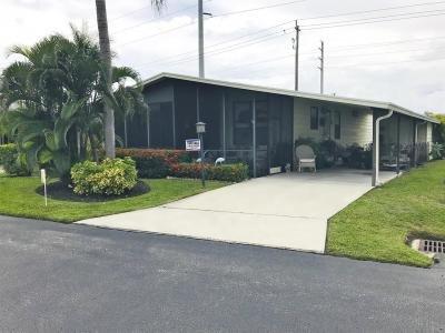 Mobile Home at 1515 Gulfcoast Dr, #h33 Naples, FL 34110