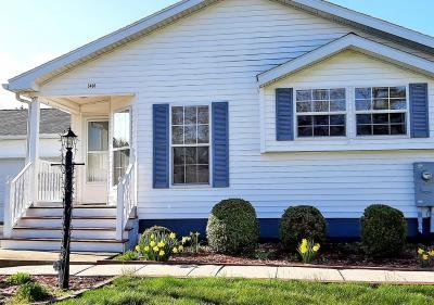 Mobile Home at 5406 Oak Point Drive Middleborough, MA 02346