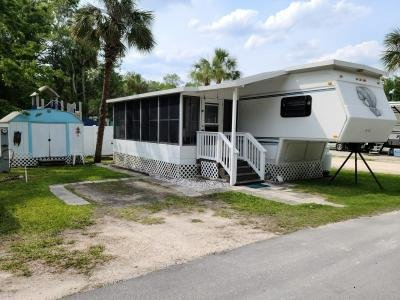 Mobile Home at 10200 West Fishbowl Dr. D23 Homosassa Springs, FL 34448