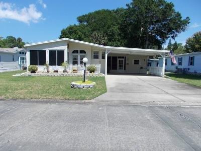 Mobile Home at 1787 Persimmon Circle Edgewater, FL 32132