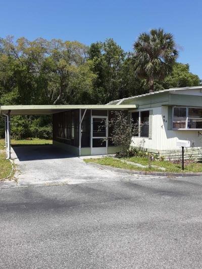 Mobile Home at 1800 E Graves Ave Lot 94 Orange City, FL 32763