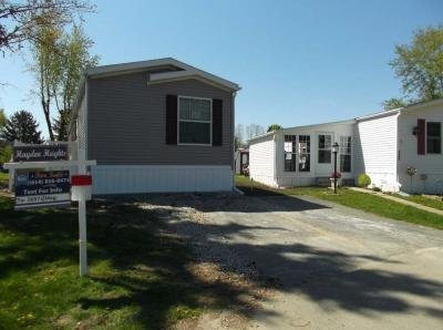 Mobile Home at 5453 Pintail Dublin, OH 43016