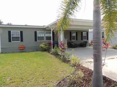Mobile Home at 318 Hague Drive Ellenton, FL 34222