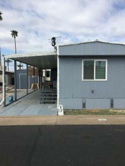 Mobile Home at 7807 E. Main St. Mesa, AZ 85207