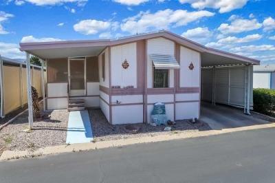 Mobile Home at 8401 S Kolb Rd. #66 Tucson, AZ 85756