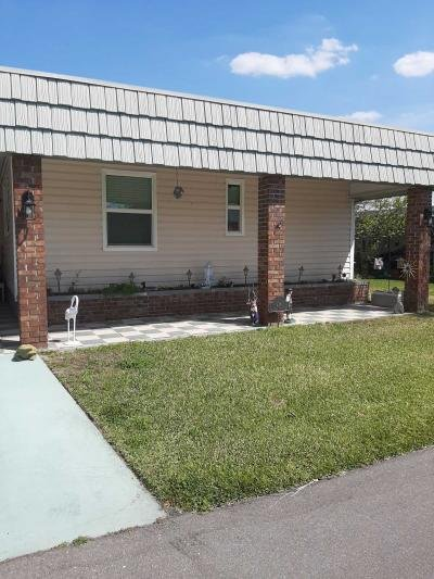 Mobile Home at 418 Hidden Cove Rd. North Fort Myers, FL 33917