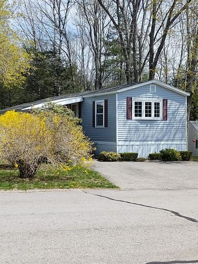 Mobile Home at 11 Brookmoor Road Dover, NH 03820