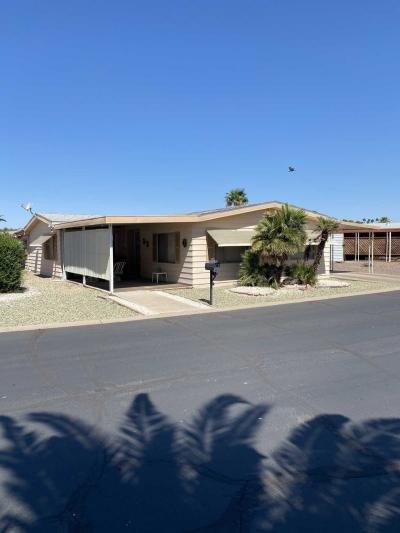 Mobile Home at 8350 E Mckellips Rd #69 Scottsdale, AZ 85257