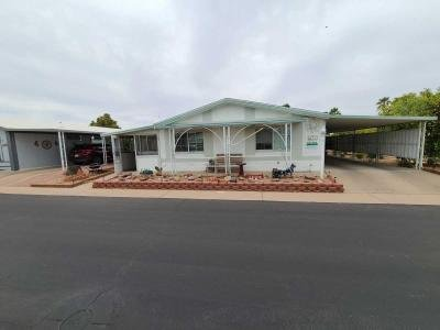 Mobile Home at 834 S Meridian Rd #95 Apache Junction, AZ 85120