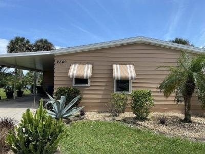 Mobile Home at 2349 Primavera Ave Port Orange, FL 32129