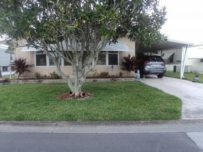 Mobile Home at 7300 20th St. 626 Vero Beach, FL 32966