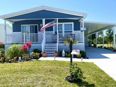 Mobile Home at 1062 W. Lakeview Dr Sebastian, FL 32958