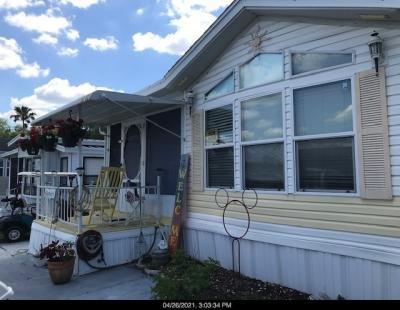 Mobile Home at 4421 Lane Road, Lot 197A Zephyrhills, FL 33541
