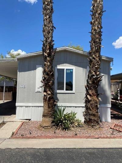 Mobile Home at 8427 W. Glendale Ave Lot # 106 Glendale, AZ 85305