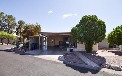 Mobile Home at 8865 E. Baseline Rd. Mesa, AZ 85209