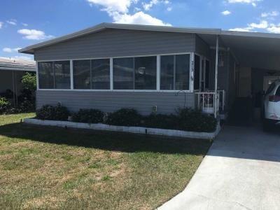 Mobile Home at 219 Bedford St Lake Placid, FL 33852