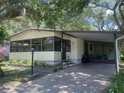Mobile Home at 6135 Grady St. Brooksville, FL 34601
