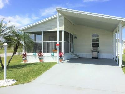Mobile Home at 168 Hopetown Rd Micco, FL 32976