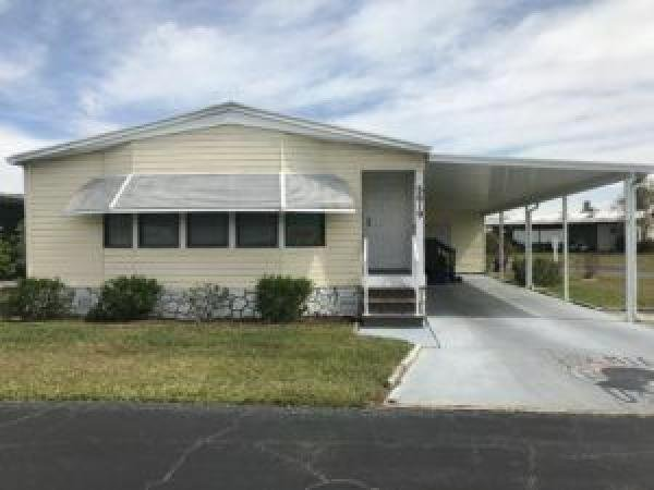1985 Palm Mobile Home For Sale