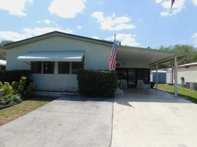 Mobile Home at 3821 Collingwood Lane Zephyrhills, FL 33541