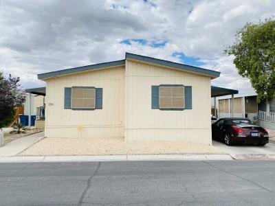 Mobile Home at 3001 Cabana Dr Las Vegas, NV 89122