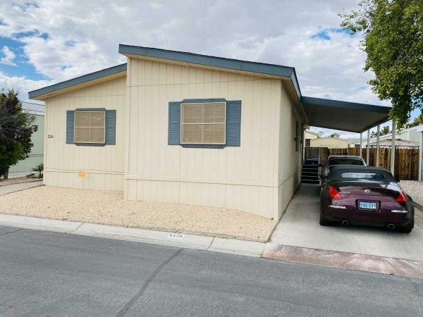 1995 Champion Mobile Home For Sale