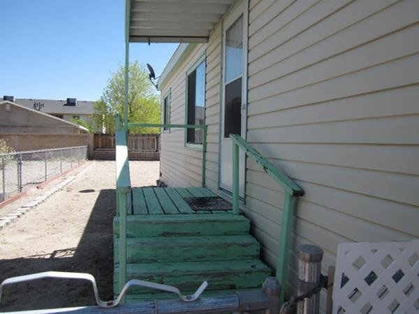 1986 Fleetwood Mobile Home For Sale