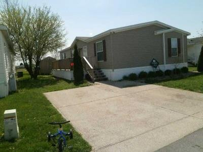 Mobile Home at W Rose Bud Drive Pendleton, IN 46064