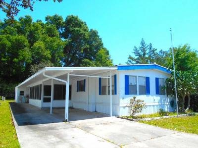 Mobile Home at 5431 NE 35th St Lot 37 Silver Springs, FL 34488