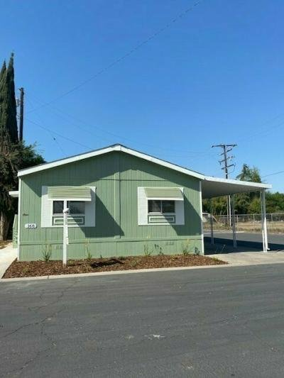 Mobile Home at 26814 S Mooney Blvd, Sp D168 Visalia, CA 93277